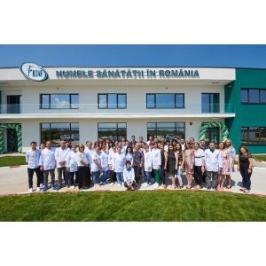 Fildas a inaugurat un nou depozit în Craiova
