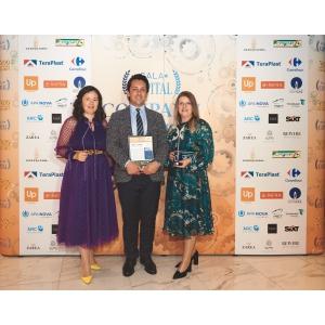 """Fildas-Catena a primit premiul pentru """"Cea mai mare creștere pe piața de distribuție a medicamentelor"""" din România"""