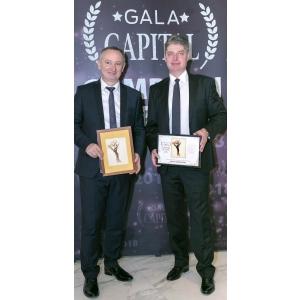 FILDAS Trading - desemnată lider al pieței de distribuție a medicamentelor, la Gala CAPITAL Companii de Elită