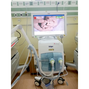 Fond de urgență: Spitalul Universitar București și alte patru spitale primesc echipamente și aparatură medicală vitale, de la Salvati Copiii