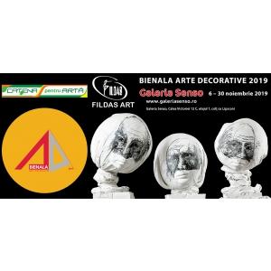 Galeria Senso aduce arta mai aproape de public, în cadrul Bienalei Arte Decorative 2019