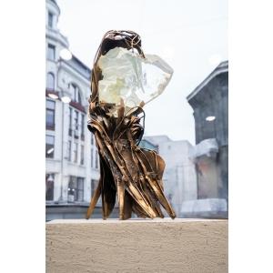 """Noul spațiu al Galeriei Senso, inaugurat cu expoziția colectivă """"TIME TO BLOOM"""""""