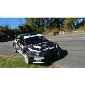 Performanță! DTO Tellur Rally Team a obținut locul al II-lea la Campionatul National de Raliuri – Dunlop 2018