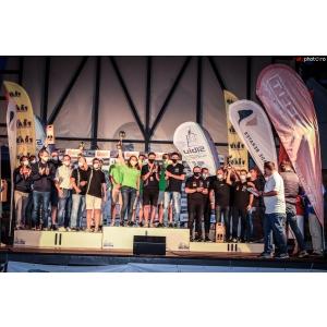 Podium pentru DTO Rally Team, echipaj susţinut de Catena, la Raliul Sibiului
