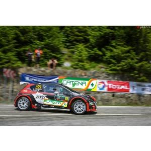Podiumuri pentru DTO Rally Team, la Raliul Argeșului CATENA 2020