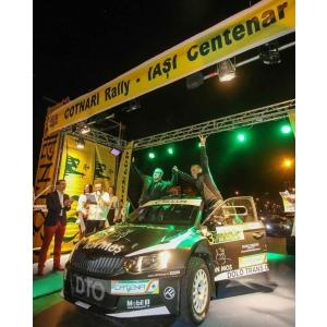 Rally Iaşi-Centenar 2018, ultima reprezentație pe macadam pentru DTO Tellur Rally Team