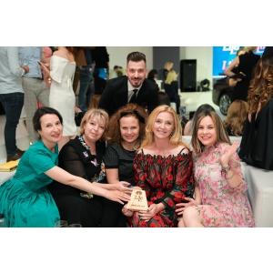 Senso Arte a câștigat trofeul Good Life Art, la Gala Forbes Life Awards 2019