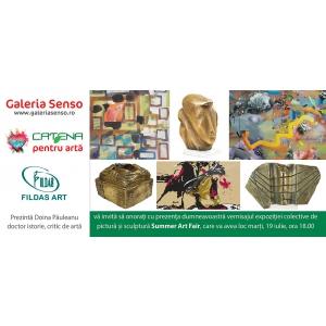 summer training camp. Vernisaj la Galeria SENSO