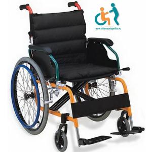 carje ortopedice. Fotolii rulante manual sau scaun cu rotile cu greutate redusa