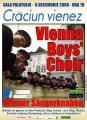 vienna. Vienna Boys' Choir in concert la Bucuresti!