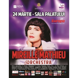 Mireille Mathieu 24 martie 2014