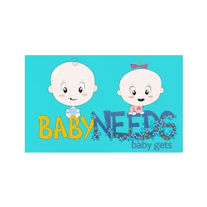 pat bebe. logo magazin online Babyneeds.ro