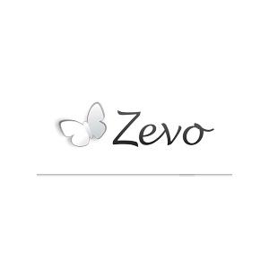 geanta tip rucsac. logo Zevo