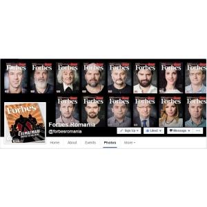 Forbes.  Ediţie Specială Forbes România