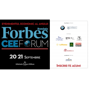 Communists leaders.  FORBES CEE FORUM 2016  Leadership în vremuri tulburi
