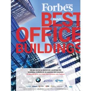 smart buildings. Gala Forbes Best Office Buildings a ajuns la a doua ediție