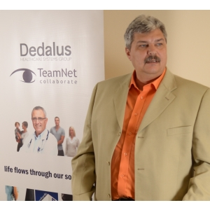prescriptia electronica. Emilian Costas, Director General Dedalus TeamNet