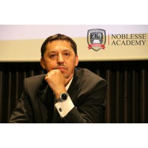 profil psihologic. Prof. Daniel David despre Arta Fericirii la Palatul Noblesse
