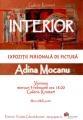 aurelia mocanu. Expozitie personala de pictura Adina Mocanu la Galeria Kromart