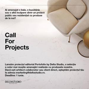 Call for Projects – Dăm startul selecției pentru noul proiect editorial Portofolio by Delta Studio