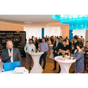 Delta Studio isi extinde afacerea in Cluj, inaugurand doua showroomuri, in parteneriat cu producatori de varf: Kerama Marazzi si Porcelanosa