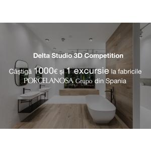 Delta Studio lanseaza 3D Competition - Concurs de Randari 3D