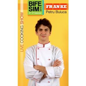 Live Cooking Show. Live cooking show la standul Delta Studio de la BIFE