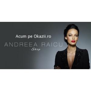 Andreea Raicu.  Andreea Raicu îşi deschide magazin pe Okazii.ro