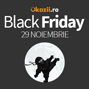 Black Friday Okazii.ro