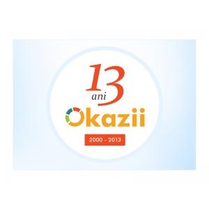 13 ani. Okazii.ro sărbătoreşte 13 ani de activitate