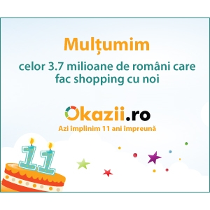 aplicatie iphone okazii ro. Okazii.ro 11 ani in Romania