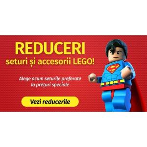 Cele mai bune oferte la jucăriile și accesoriile LEGO