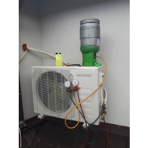 incarcare freon aer conditionat