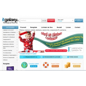ITGalaxy. ITGalaxy - magazin IT online