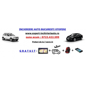 rent a car bucuresti. Expert rent a car Bucuresti