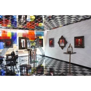 Diamante . Galeriile Sabion, cel mai frumos magazin din lume intr-un centru comercial.