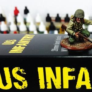boardgames. US Infantry @ Atelierul de Modelism