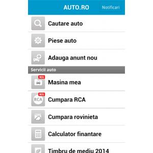 Auto.ro lanseaza plata RCA direct de pe telefon