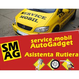 AutoGadget lanseaza Service Mobil
