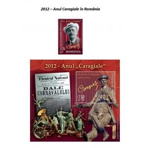 2012 anul Caragiale. 2012 - Anul Caragiale în România