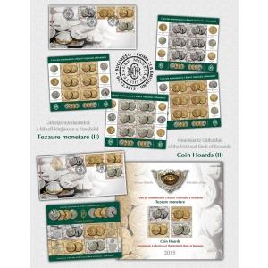 ducat. Admiră colecția numismatică a Băncii Naționale a României pe mărcile poștale