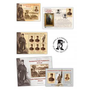 Bicentenarul revolutiei lui Tudor Vladimirescu