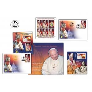Centenarul naşterii Sfantului Ioan Paul al II-lea