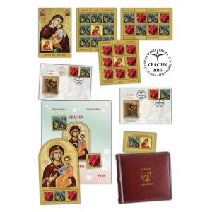 filatelic. Crăciun filatelic - Mărcile poştale vestesc Naşterea Domnului