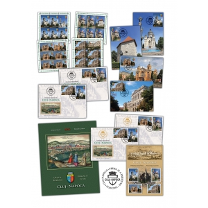 Cluj-Napoca. Descoperă Cluj-Napoca în universul timbrelor