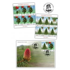 Emisiune comună România – Estonia Aurul pădurilor, specii forestiere