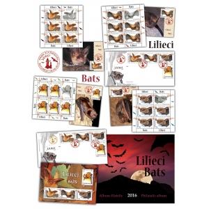 zbor a. Enigme în zbor, pe timbrele româneşti - Liliecii
