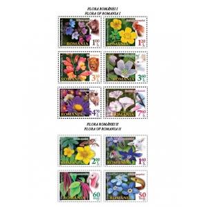Flora. FLORA ROMÂNIEI PE MĂRCILE POŞTALE