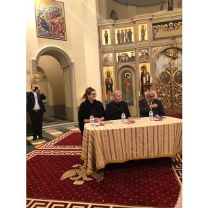 În anul Centenarului Marii Uniri, marca poștală românească a fost apreciată la Sfântul Scaun