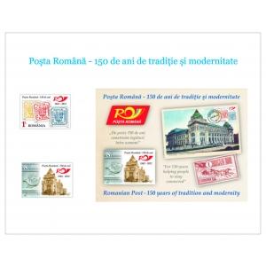 Berna. Cele două timbre şi coliţa emisiunii